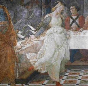 Salomè - Filippo Lippi Duomo Prato