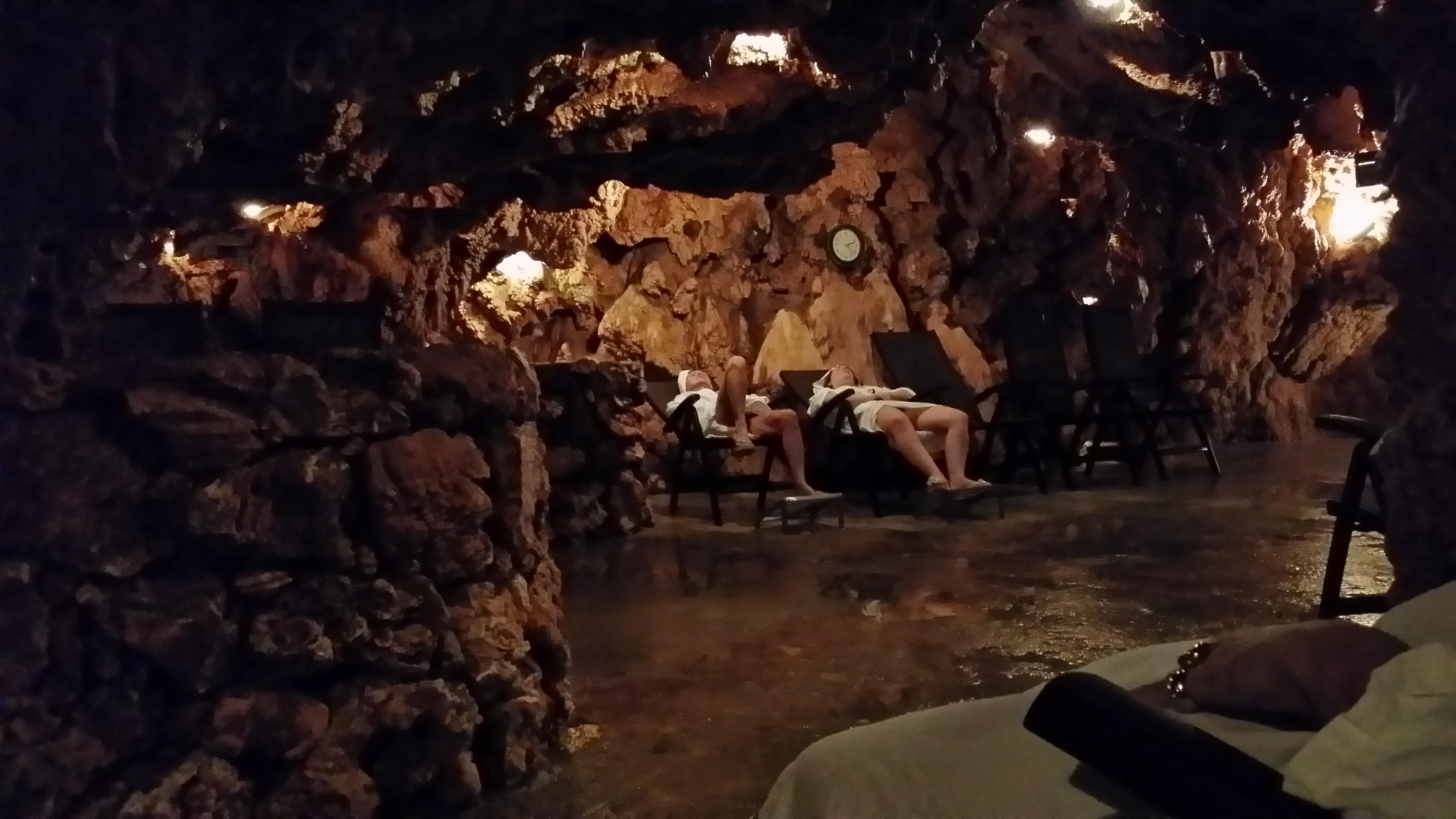 Pistoia la grotta giusti spa di monsummano terme - Grotta giusti piscina ...